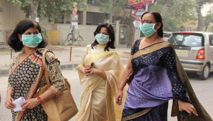 दिल्ली में सांस लेने वाले सेहत को लेकर हो जाएंं चौकन्ने, हवा बदतर तो नहीं पर खराब अभी भी है