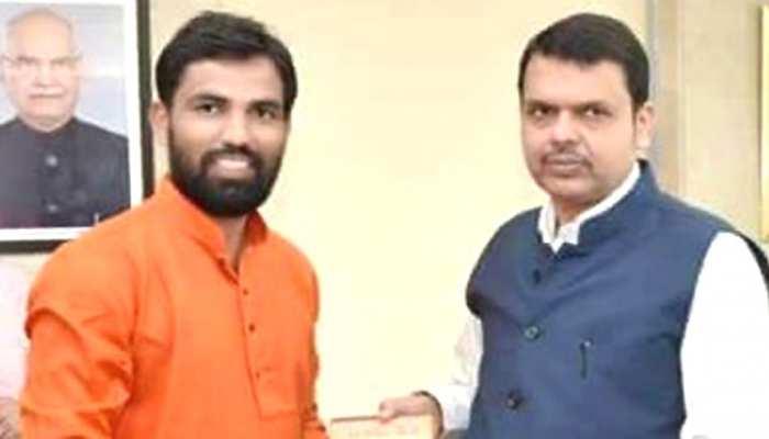 महाराष्ट्र: एक मजदूर का बेटा बना BJP उम्मीदवार, इस सीट से मिला चुनाव का टिकट