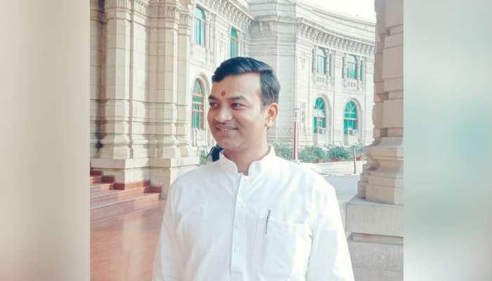 योगी सरकार के मंत्री बोले, 'अयोध्या में बनने जा रहा है भव्यतम राम मंदिर'