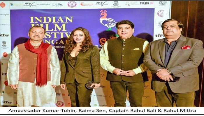 हंगरी में किया गया इंडियन फिल्म फेस्टिवल का आयोजन, दिखाई गई 12 भारतीय फिल्में