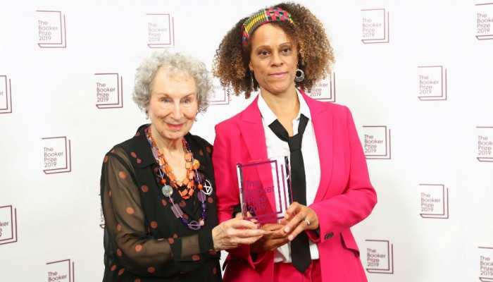 मार्गरेट एटवुड और बर्नांडीन एवारिस्टो को संयुक्त रूप से मिला बुकर पुरस्कार
