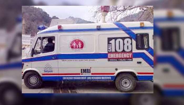 सीएम कमलनाथ ने किया संजीवनी-108 सेवा का शुभारंभ, 40 नई एंबुलेंस को किया रवाना
