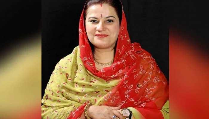 उपचुनाव से पहले कांग्रेस को झटका, पूर्व सांसद राजकुमारी रत्ना सिंह ने थामा BJP का दामन