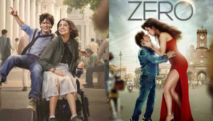 अचानक टॉप ट्रेंड में आया शाहरुख खान की 'जीरो' का ट्रेलर, यह है वजह...