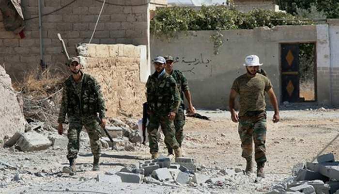 सीरिया के 2 प्रमुख नगर कब्जे में: तुर्की रक्षा मंत्री