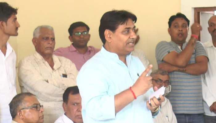 राजस्थान: शिक्षा मंत्री का बड़ा बयान, कहा- BJP पर RSS ने कर लिया है कब्जा