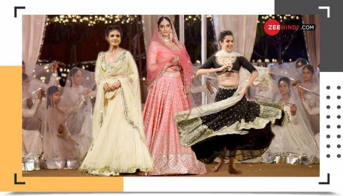 Sonam Kapoor Walk for Abhinav Mishra show in Delhi See Pics
