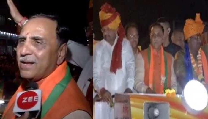 विजय रूपाणी ने राहुल गांधी को बताया कन्फ्यूज नेता, कहा, 'उन्हें कोई सीरियस नहीं लेता'
