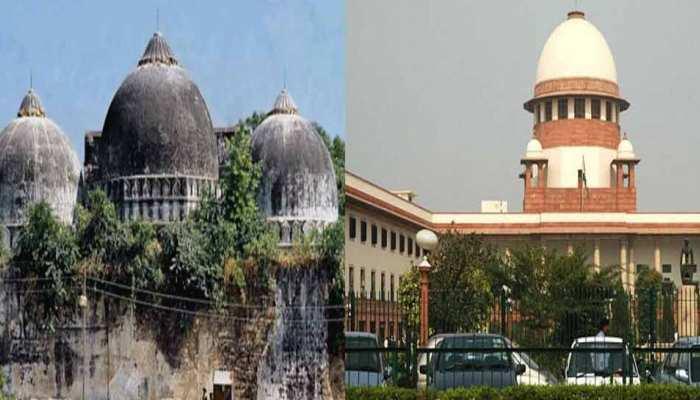 अयोध्या केस: सुन्नी वक्फ बोर्ड ने हलफनामे में कहा- विवादित ज़मीन के बदले कहीं और जगह दे दो