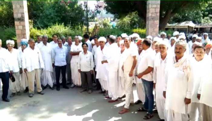 जालौर: पश्चिम बंगाल में हिंदुओं की हत्या पर बजरंग दल का विरोध, कलेक्टर को सौंपा ज्ञापन