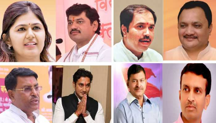 महाराष्ट्र चुनाव : कहीं भाई-बहन तो कहीं चाचा-भतीजे के बीच खिंची है चुनावी तलवार