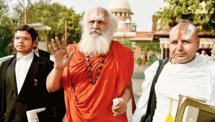 अयोध्या केस: महंत धर्मदास बोले- सुनवाई पूरी होने से खुश हूं, फैसला हमारे हक में आएगा