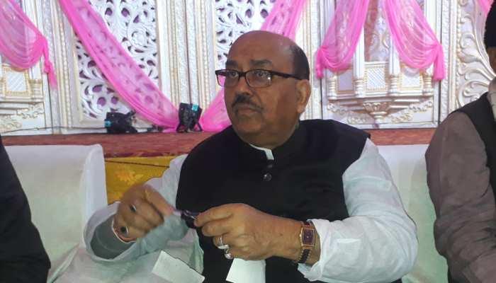 पटना: जेडीयू नेता नरेंद्र सिंह ने साधा सरकार पर निशाना, कहा- 'राष्ट्रपति शासन हो लागू'