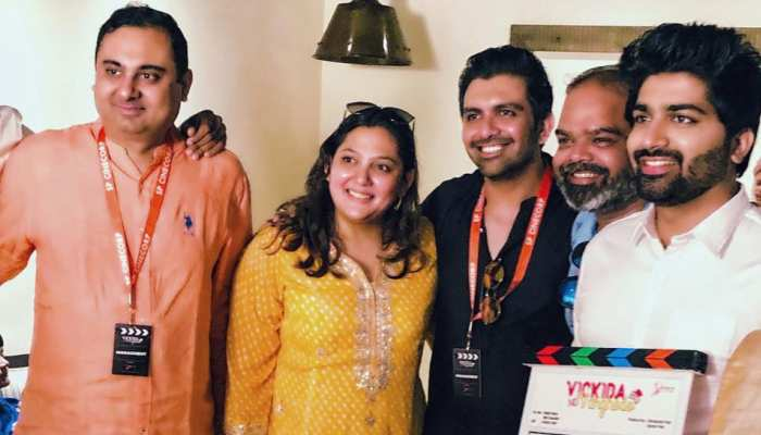 'द ताशकंद फाइल्स' के बाद 'विकिडा नो वरघोडो' फिल्म लेकर आ रहे हैं शरद पटेल और मल्हार ठक्कर