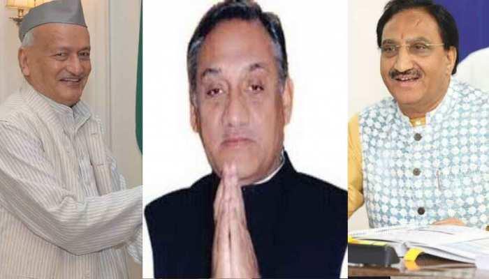 उत्तराखंड: 3 पूर्व मुख्यमंत्रियों को वसूली का नोटिस, 'सालों से नहीं चुकाया बिजली और पानी का बिल'
