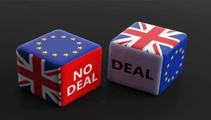 ब्रिटेन व यूरोपीय संघ के बीच ब्रेक्सिट समझौते पर सहमति