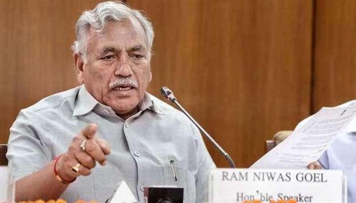 दिल्ली विधानसभा अध्यक्ष और उनके 3 बेटों को 6 माह की जेल, जबरन घुसे थे BJP नेता के घर