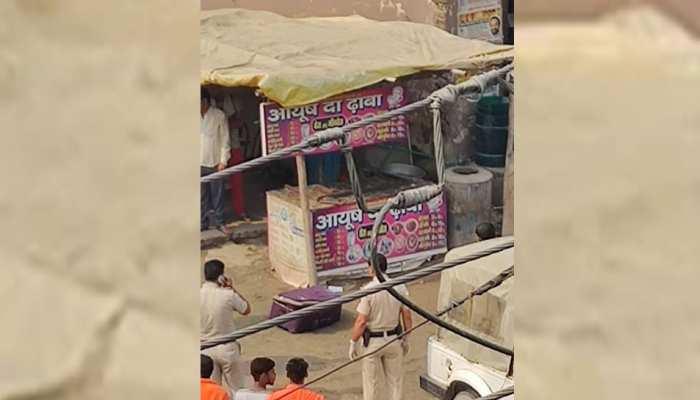 दिल्ली: बवाना में मिली लावारिस बैग, खोला तो मिला महिला का शव
