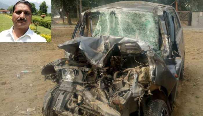 UP: केंद्रीय मंत्री संतोष गंगवार के निजी सचिव की कार दुर्घटना में मौत