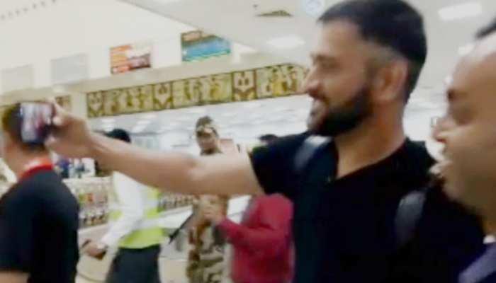 रांची: धोनी के ना खेलने का टिकट काउंटर पर दिखा असर, लेकिन शाहबाज नदीम ने बढ़ाया उत्साह