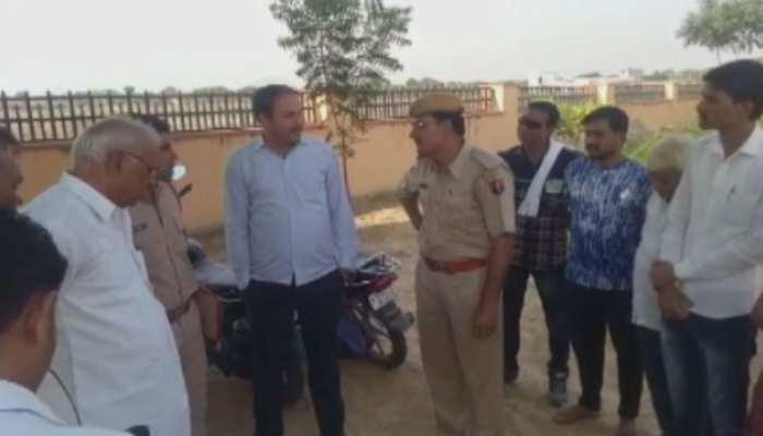 राजस्थान: स्कूल के प्रिंसिपल पर महिला सफाई कर्मचारी ने लगाया छेड़छाड़ का आरोप, मामला दर्ज