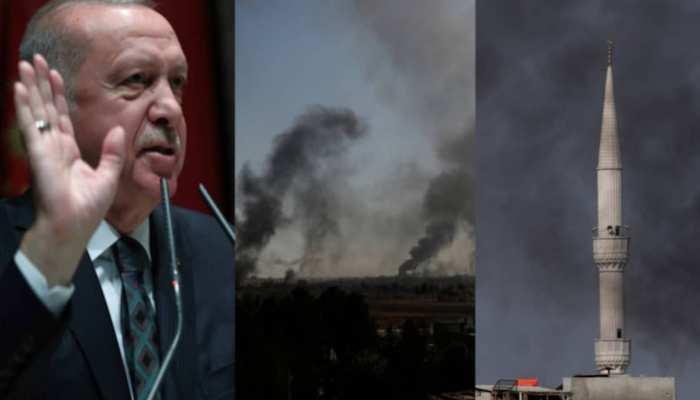 क्या सीरिया के खिलाफ तुर्की कर रहा है रासायनिक हथियारों का इस्तेमाल ?