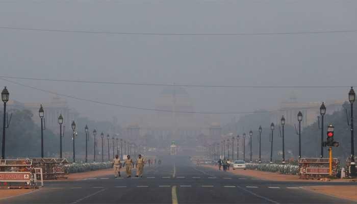 दिल्ली: प्रदूषण का स्तर घटा, करीब डेढ़ हफ्ते बाद 'मॉडरेट' श्रेणी में पहुंचा PM 2.5 का लेवल