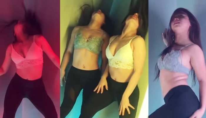 इंटरनेट पर इन लड़कियों के ठुमके ने मचाया धमाल, लगातार देखा जा रहा है VIDEO