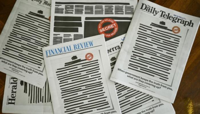 आज ऑस्ट्रेलिया के हर अखबार का पहला पन्ना काला क्यों था, जानिए वजह...
