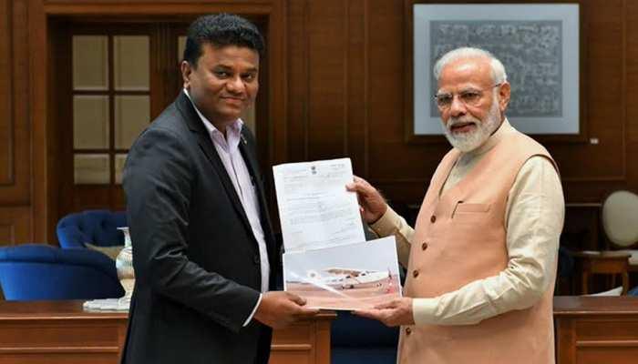 इस शख्स ने खुद तैयार किया 6 सीटर एयरक्राफ्ट, PM मोदी ने की तारीफ