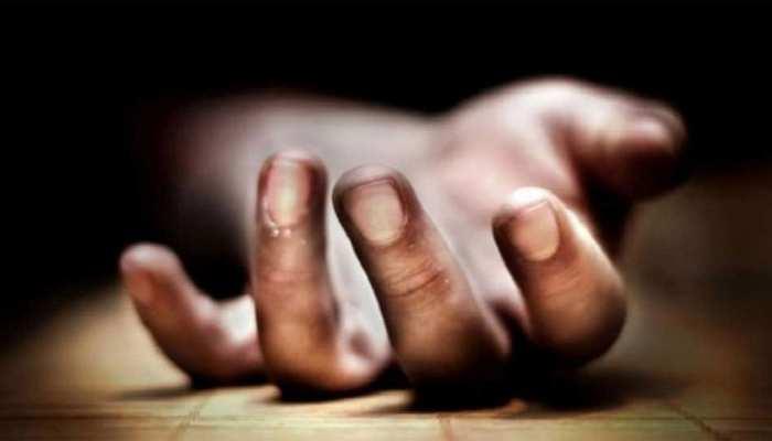 अलवर: युवक का शव बरामद होने पर नाराज ग्रामीणों ने किया हंगामा, सड़क जाम