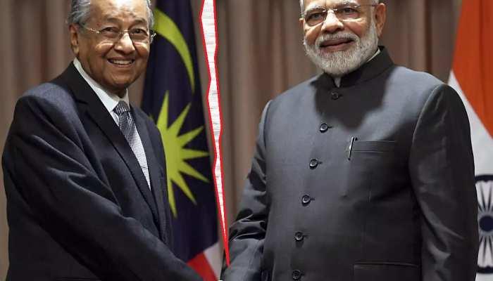 चीन-अमेरिका के बाद कहीं भारत-मलेशिया में तो नहीं शुरू होगा ट्रेड वॉर ?
