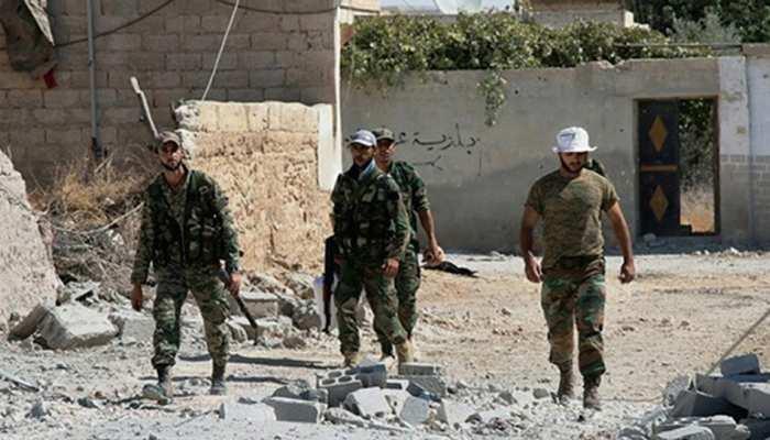 डोनाल्ड ट्रंप ने कहा- सीरिया के कुछ हिस्सों में अमेरिकी सेना की टुकड़ी रहेगी