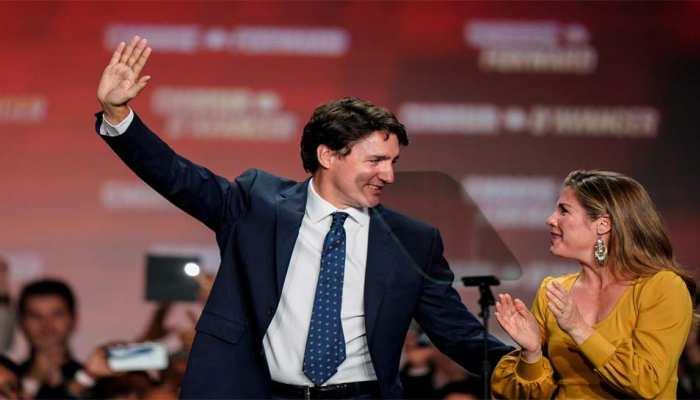 कनाडा: जस्टिन ट्रूडो की दोबारा बन सकती है सरकार, बहुमत के आंकड़े से कुछ कदम दूर
