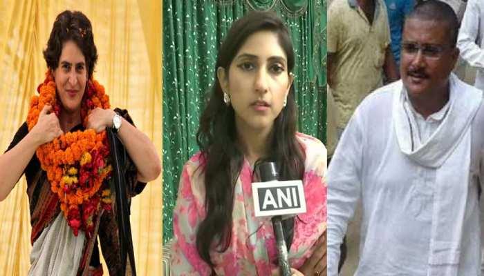 प्रियंका का रायबरेली प्लान, अदिति सिंह के भाई पर कांग्रेस की नजर, पार्टी में हो सकते हैं शामिल