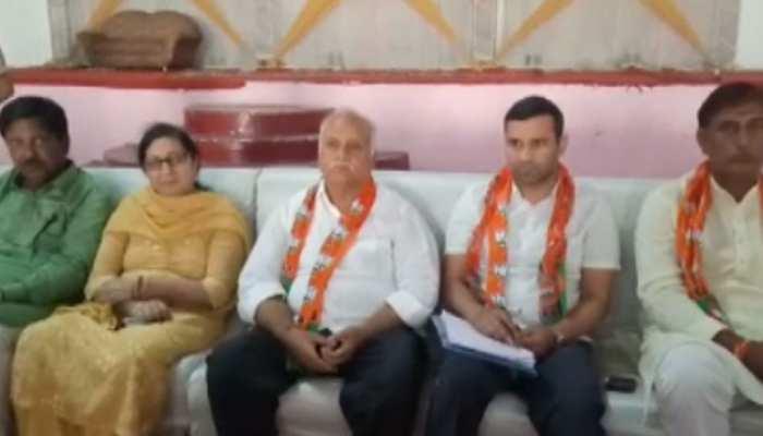 निकाय चुनाव से पहले श्रीगंगानगर में तेज हुई राजनीतिक सरगर्मियां, बीजेपी ने रखी मीटिंग