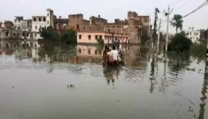 पटना: जलजमाव बना नासूर, दीपावली में भी बाजारों से रौनक गायब