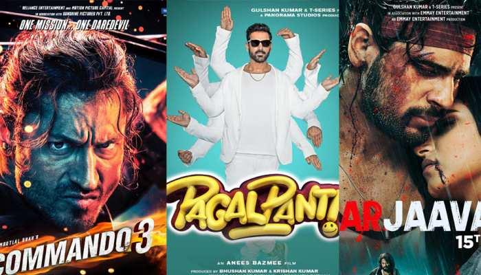 नवंबर में BOX OFFICE पर होने वाला है इन 7 फिल्मों के बीच महा मुकाबला