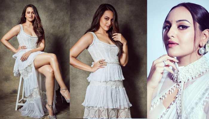 Dabangg 3 actress Sonakshi Sinha bold photoshoot before trailer release see pics