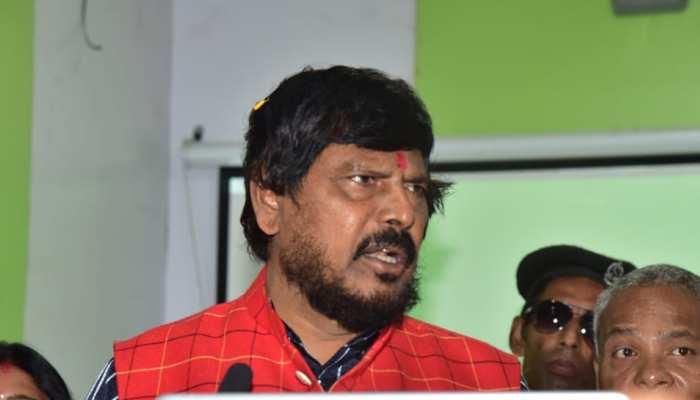 दरभंगा में रामदास अठावले बोले- देवेंद्र फडणवीस फिर से बनेंगे महाराष्ट्र के मुख्यमंत्री
