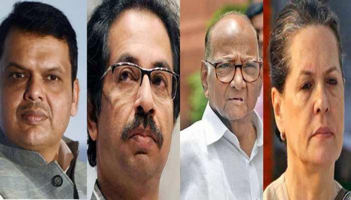 महाराष्ट्र LIVE: BJP गठबंधन को बहुमत, NCP का प्रदर्शन पहले से बेहतर, कांग्रेस पस्त