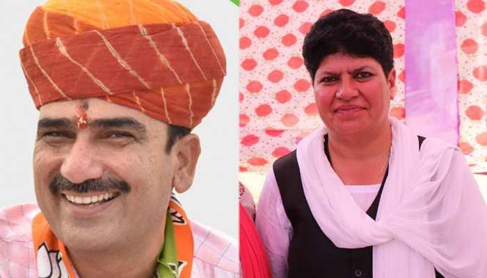 राजस्थान उपचुनाव: खींवसर से नारायण बेनीवाल जीते, मंडावा में कांग्रेस की रीटा चौधरी जीतीं