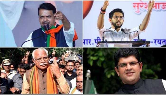 हरियाणा और महाराष्ट्र के इन चुनावी आंकड़ों पर रहेगी सबकी नजर, जानें पूरा हाल