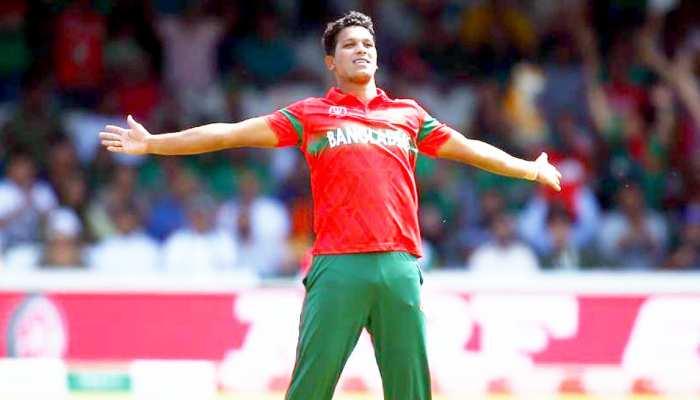 INDvsBAN: बांग्लादेश का बड़ा झटका, चोट के कारण टीम से बाहर हुआ मुख्य ऑलराउंडर