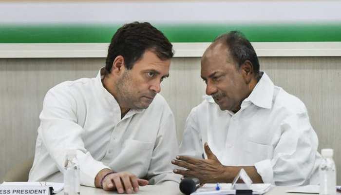 राहुल गांधी को रिलांच करने की तैयारी में कांग्रेस, एंटनी ने दिए संकेत