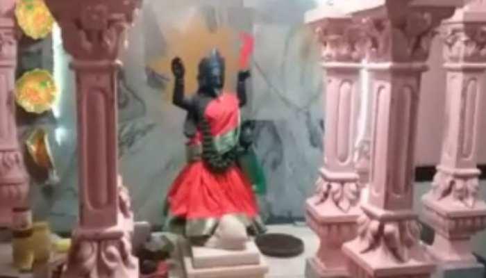 झारखंड: कोडरमा में काली मंदिर में चोरी, मूर्ति से सभी जेवरात चोरों ने किया गायब