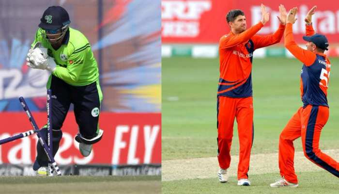 World T20 Qualifier: आयरलैंड- नीदरलैंड ने बड़ी जीत से किया प्लेऑफ के लिए क्वालीफाई