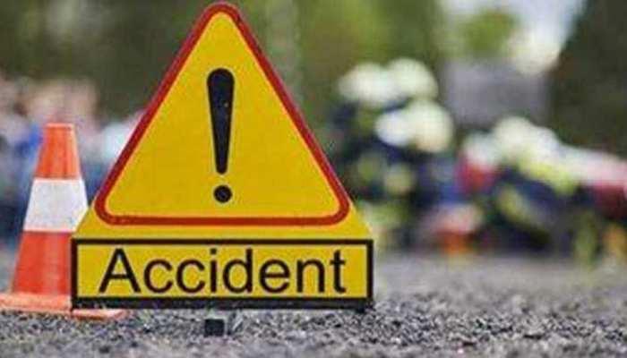 गुजरात से बिहार जा रही बस अजमेर में हुई दुर्घटनाग्रस्त, 2 की मौत