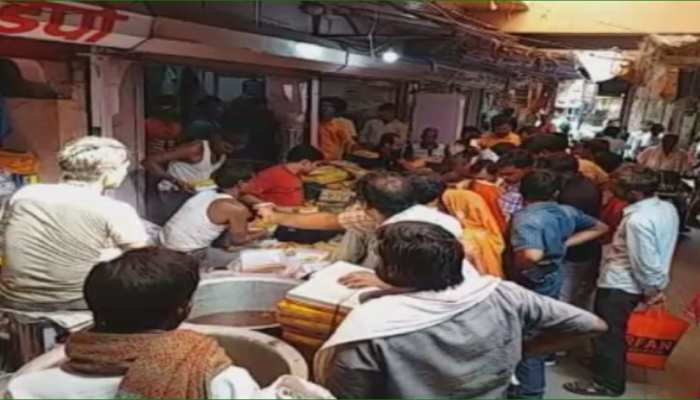 करौली: दीपावली के दिन बाजार रहा गुलजार, जमकर हुई खरीददारी
