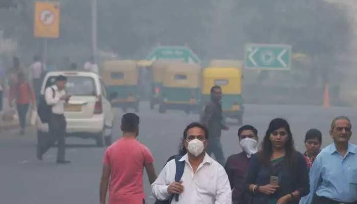 दिवाली के बाद दिल्ली की हवा फिर हुई जहरीली